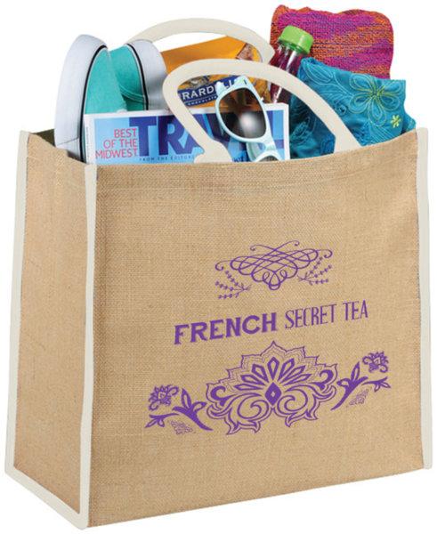 Плажна чанта French Secret Tea